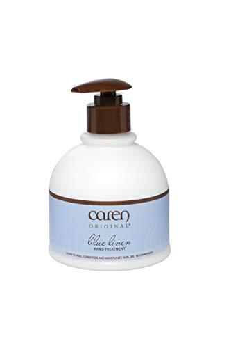 Caren Original Hand Treatment, Blue Linen