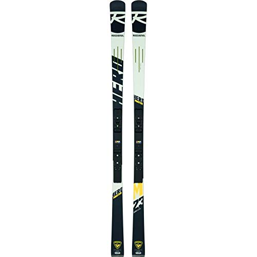 Rossignol – Skis Hero Master + Fixations Spx12 Rockerflex