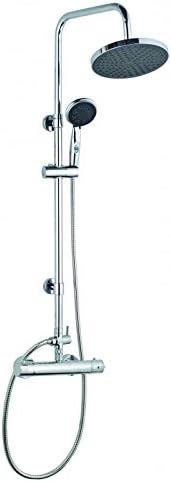 Aquagrif - Conjunto de ducha con termostatica pacific: Amazon.es ...
