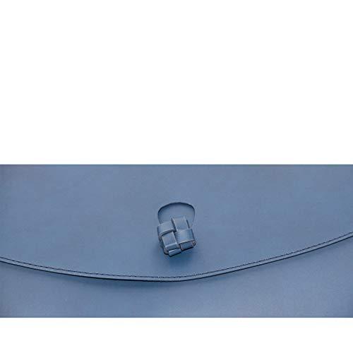 pour AVG à Sac Main Dos BOLSOS Bleu porté au Femme qqR04P