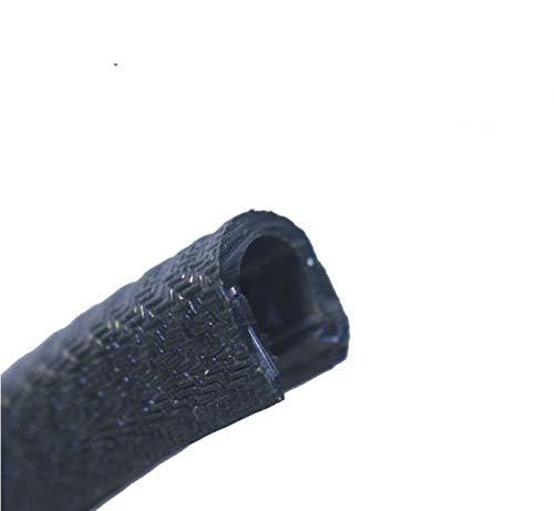 color negro eutras Protector de bordes 1201/ks1201/R22711102/Perfil refuerzo/ 10/m /8/mm /Rango 6/