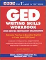 GED Writing WKBK (Arco Academic Test Preparation Series)