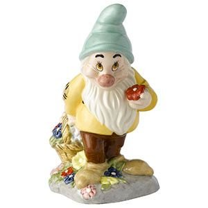 Royal Doulton Snow White and The Seven Dwarfs Aw, -