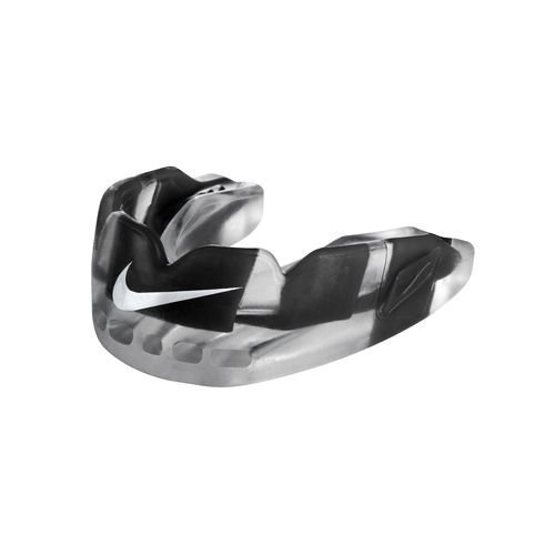 Nike Adults Hyperflow Mouth Guard (Clear/Black, One Size)