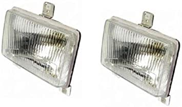 R//H FITS FORD NEW HOLLAND 5640 6640 7740 7840 8240 8340 TRACTORS HEADLIGHT L//H