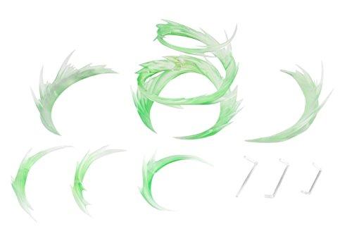 Bandai Tamashii Nations Effect Parts Wind Building Kit (Green Version)