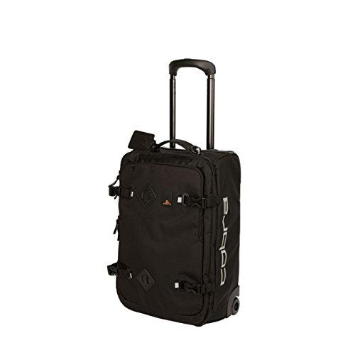 Cobra Golf 2017 Rolling Carry On Travel Bag Black, 20.5 x 9 x 13.5