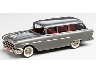(Pontiac Chieftain 870 Station Wagon (1956) Diecast Model)