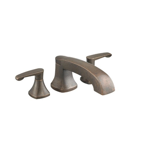 American Standard 7005.900.224 Copeland Deck Mount Tub Filler, Oil Rubbed Bronze - Copeland Tub