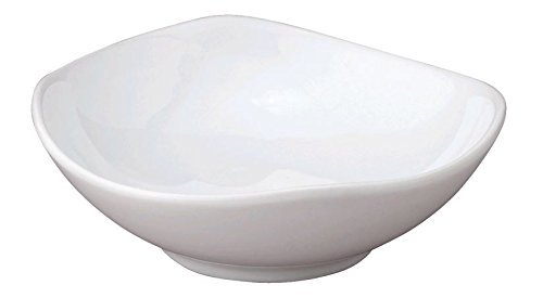 Hic T-213 Porcelain Soy Sauce Dish, White, 3-1/4 by Hi-C
