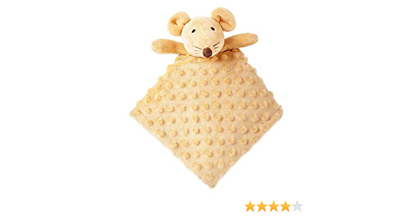 Okie Dokie Baby Girls Security Blanket Pink Unicorn Shower Gift L32 M