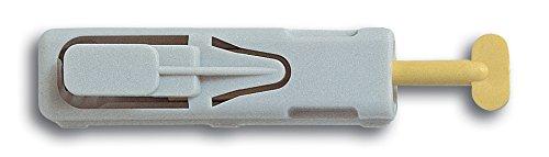 Unistik 2 Normal Safety Lancets, 21G X 2.4mm, 100 Count