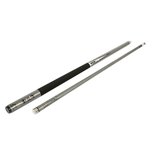 EastPoint Sports Composite Billiard Pool Cue - 58 Inch - Features Premium Fiberglass Material, Titanium Reinforcement, Micro-Fiber Grip ()