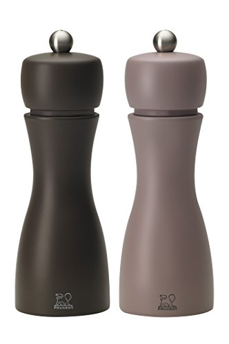 Peugeot Tahiti DUO Winter Salt and Pepper Mills Set 15cm ...