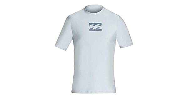 Black Billabong All Day Wave SS Surf Shirt