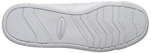 Rockport Mens Gå Klassisk Sneaker Hvit