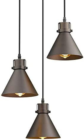 Zeyu 3-Light Pendant Hanging Light