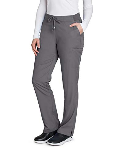 Grey's Anatomy 4277 Straight Leg Pant Granite ()