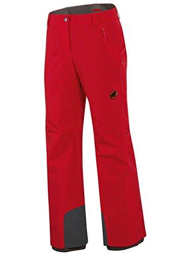 Mammut Trea Pants Women (Softshell Pants) Rojo - inferno