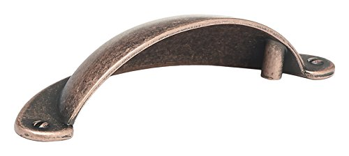 Richelieu Hardware BP82333193 Classic Metal Cup Pull ,3