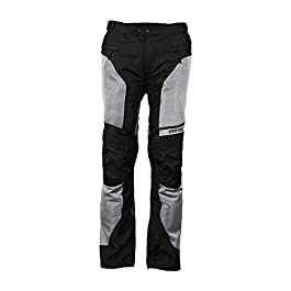 TVS Polyester Riding Pants – Level 1 (Red Line, L)