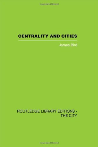 Centrality and Cities