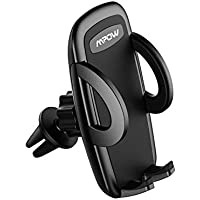 Mpow 040 Car Phone Mount Compatible iPhone Xs/XS MAX/XR/X/8/8Plus/7/7Plus/6s, Galaxy S7/S8/S9, Google Nexus, Huawei and More