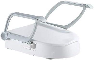 滑り止めアーム付きの簡単に持ち上げられる高さのある便座フレーム、バストイレの安全グラブバーレール、高齢者の身体障害者をサポート