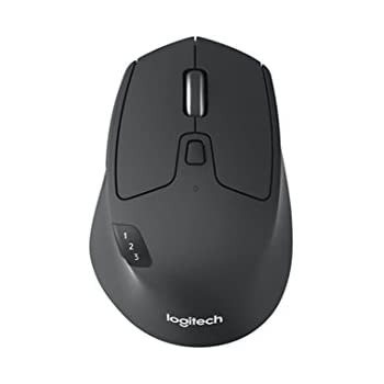 Logitech M720 Triathalon Multi-Device Wireless Mouse (910-004790)