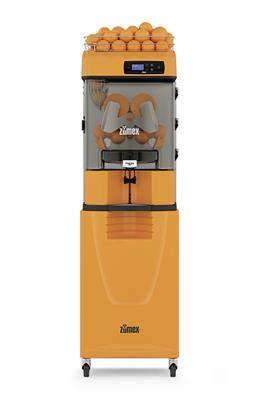 Exprimidor Zumos Versatile Pro Podium de Zumex - Naranja: Amazon.es: Industria, empresas y ciencia
