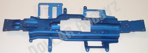 Anodized Aluminum Chassis Braces (NEW Traxxas Revo 3.3 6061 T6 ANODIZED EXTENDED ALUMINUM CHASSIS & BRACE 30mm)