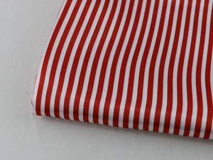 Fabric African|1 Meter Soft Shirt Pajamas Cloth Satin Printed Fabric stripesBy NUADOO