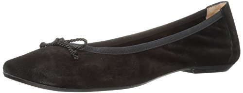 Winsome Pump Black French Velour Sole Fs Women's Ny HZzxngP7q
