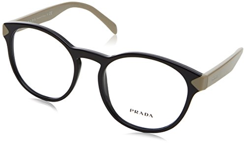 Eyeglasses Prada PR 16 TV VIN1O1 - Purple Prada Eyeglasses