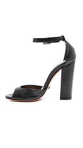 Schutz Women's Black Schutz Leather Women's Black Leather Schutz 68RwBqq