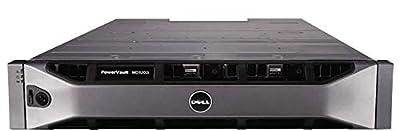 PowerVault MD3200i iSCSI SAN Storage Array, 12 x 8TB 96TB SAS HDDs, Rails, 3 YR Warranty (Certified Refurbished)