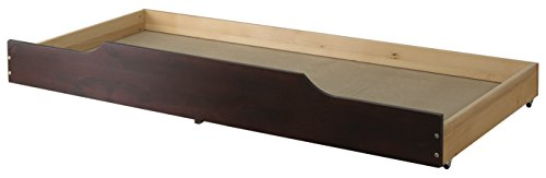 - Orbelle Trading The Orbelle Trundle Storage/Bed Drawer with Smooth Glider Wheels