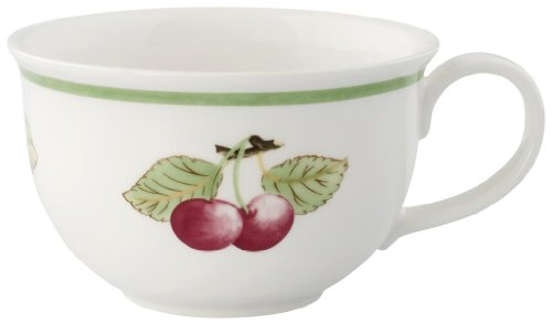 Villeroy & Boch French Garden Fleurence Coffee Cup Charm & Breakfast