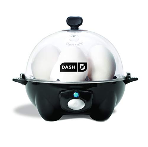 Dash Rapid Egg Cooker: 6 Egg Capacity Electric Egg Cooker