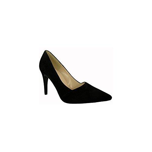 Court Shoe Dagmari Navy Suede