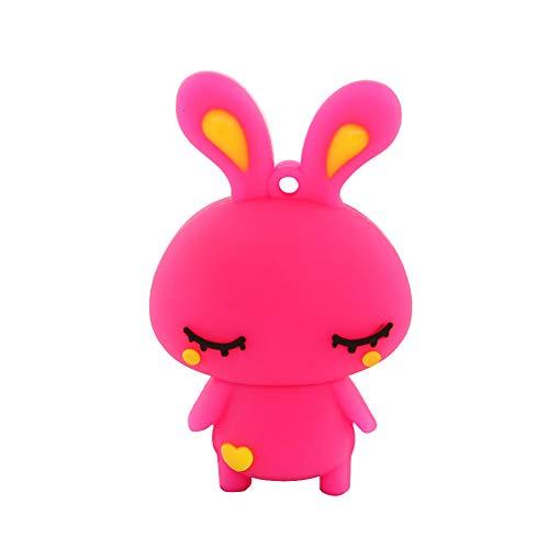 CHUYI Cute and Novelty Animal Series Rabbit Shape Design 32G