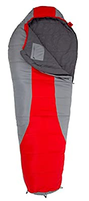 TETON Sports Tracker +5 Degree F Ultralight Sleeping Bag (4.1 lbs