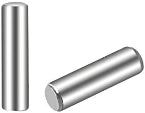Approx 5//64 uxcell 2 x 18mm Dowel Pin 304 Stainless Steel Wood Bunk Bed Dowel Pins Shelf Pegs Support Shelves 20Pcs