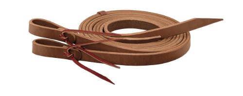 Weaver Leather Horizons Split Rein, 5/8-Inch x 8-Feet, Sunset