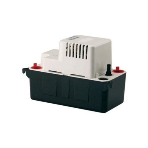 Little Giant 554415 VCMA-15ULST 1/50 horsepower 115 volts VCMA Series Automatic Condensate Removal Pump - Condensate Water Drain Pump