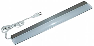 Lights of America HIGH POWER LED 18 Inch Under Cabinet Light (7702E2-WH5)