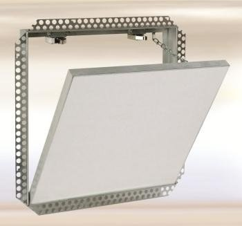 24'' X 24'' F2 DF -Drywall Access Panel with a Detachable Door, Inlay 1/2'' by FF Systems Inc