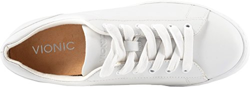 Vionic Women's Syra Casual Sneaker White 6.5 M by Vionic (Image #1)