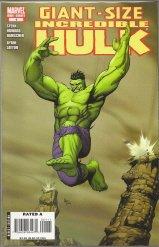 Giant-Size Incredible Hulk #1 1-shot / Marvel Comics