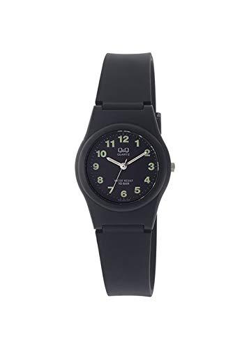 Reloj Q & Q Mujer Digital Negro Goma | Reloj Negro | qvq81j003y